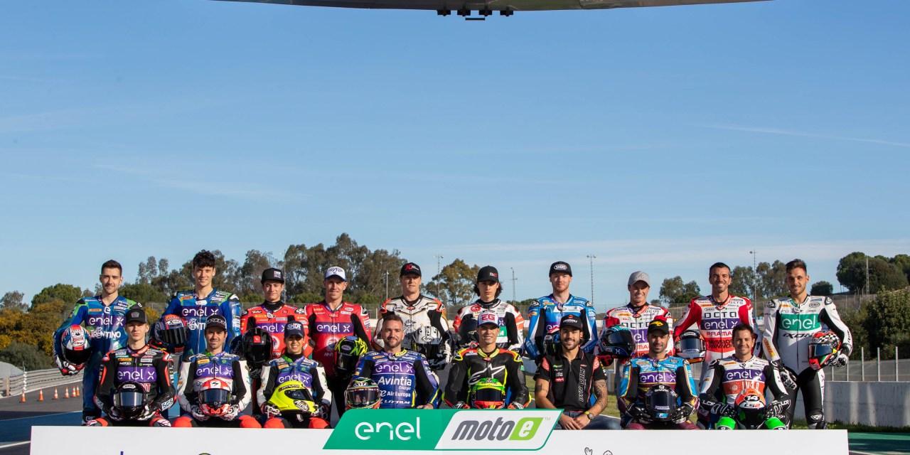 Primer día de test oficial MotoE con Mike Di Meglio y Eric Granado mandando en cada una de las sesiones celebradas