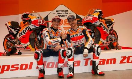 Márquez, Lorenzo y el Repsol Honda, listos para el estreno del Mundial 2019