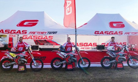 GasGas presenta su equipo para el Mundial de EnduroGP