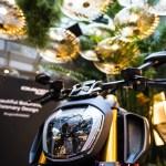 """Ducati y su Diavel 1260 en la Semana del Diseño de Milán con el evento """"Belleza audaz/Diseño visionario"""""""