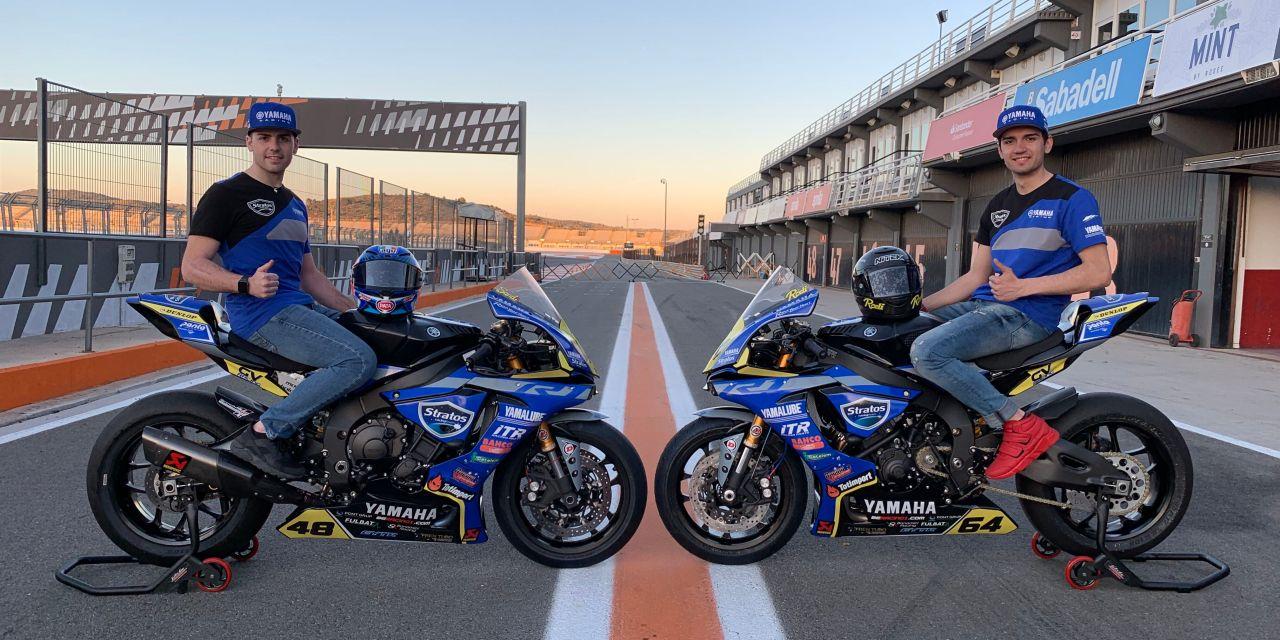 El Yamaha Stratos arranca la temporada ESBK en Jerez