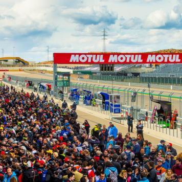 Circuito de Motorland Aragón, WSBK
