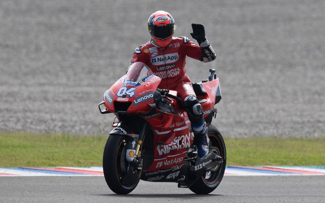 El Mission Winnow Ducati, destino a Austin para la tercera cita del Mundial de MotoGP
