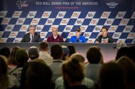 Homenaje Nicky Hayden, Circuito de Las Américas