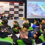 Las Superbikes calientan motores en MotorLand antes del primer día de acción en pista