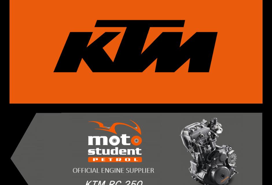 KTM será el suministrador oficial de motores  en la sexta edición de MotoStudent