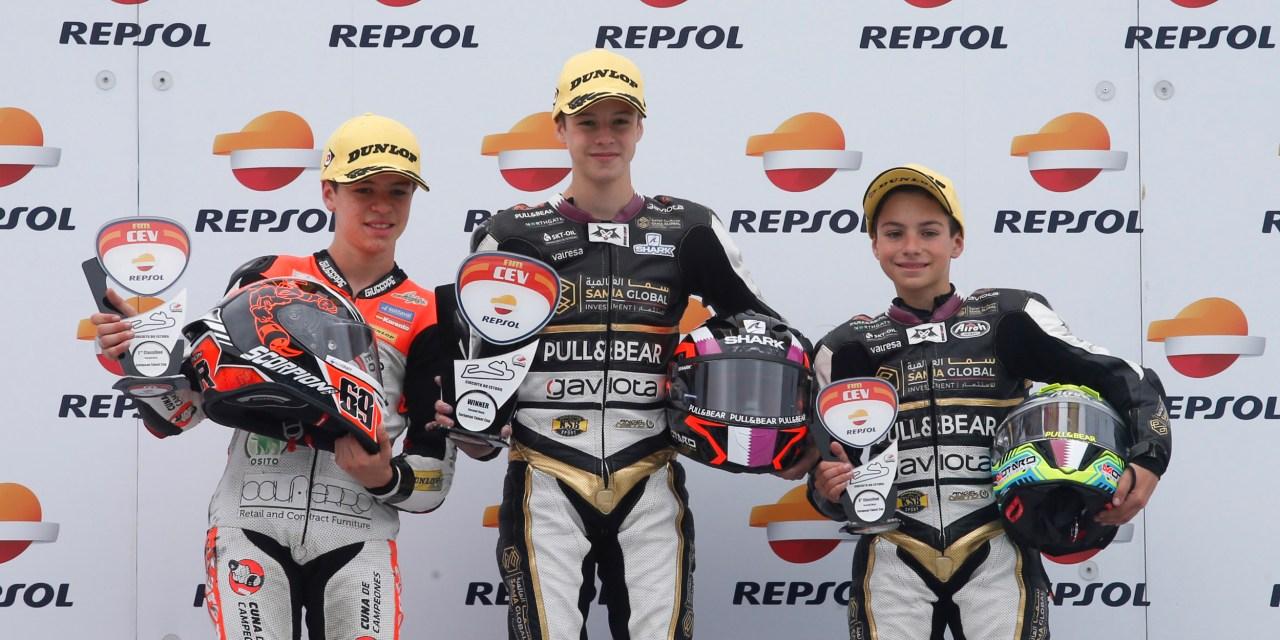 Un total de 160 pilotos participan este fin de semana en el FIM CEV Repsol en el Circuit