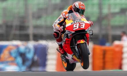 Márquez arrasa en Jerez y vuelve a ser líder del mundial