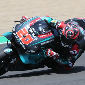 Quartararo, Spanish MotoGP 2019
