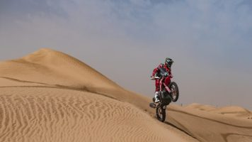 Dakar 2020, Monster Energy Honda Rally Team