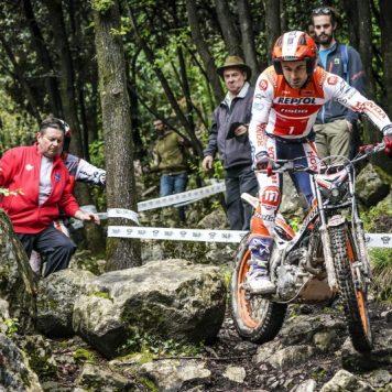 Fujinami, Repsol Trial Honda Team, TrialGP Italia