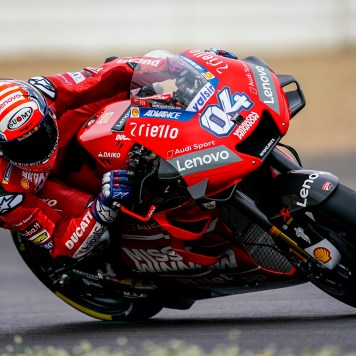 Andrea Dovizioso, Mission Winnow Ducati Team, Test Post Jerez, MotoGP