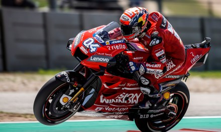 El Mission Winnow Ducati en Jerez con Dovizioso y Petrucci a por la victoria
