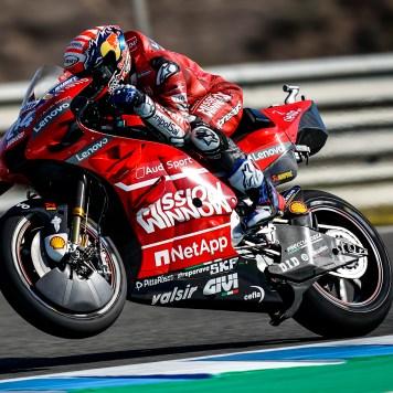 Andrea Dovizioso, Circuito de Jerez Ángel Nieto, MotoGP, Mission Winnow Ducati