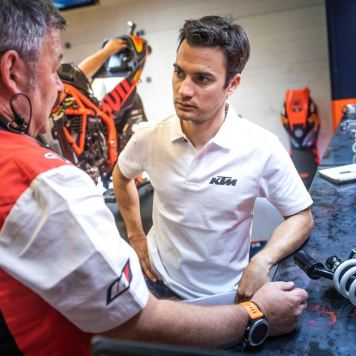 Dani Pedrosa KTM 2019 MotoGP