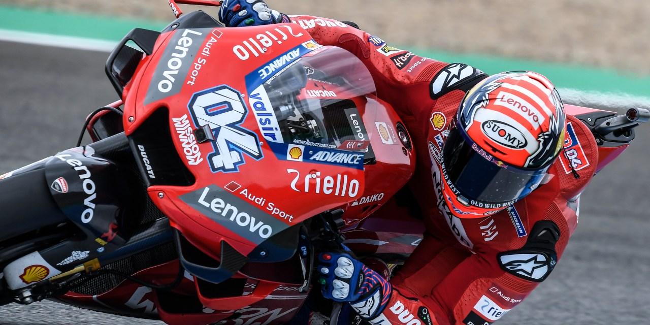 El Ducati Team llega a Le Mans para la quinta cita del Mundial de MotoGP 2019
