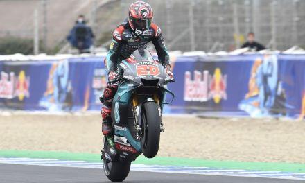 Fabio Quartararo se estrena en casa en MotoGP, su deseo hecho realidad