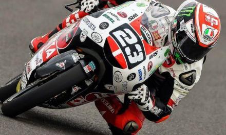 Jerez Moto3, triunfo para Niccolo Antonelli (SIC 58 Squadra Corse), homenaje a Simoncelli