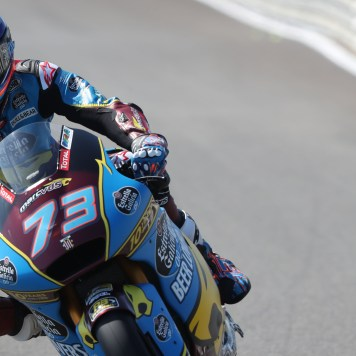 Alex Marquez, Jerez Moto2 test, 7th May 2019