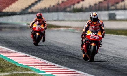 """El equipo Repsol Honda viaja a """"la Catedral"""" del motociclismo"""