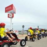 Más de 10.000 escolares han pasado este curso por la Escuela de Seguridad Vial del Circuit Ricardo Tormo