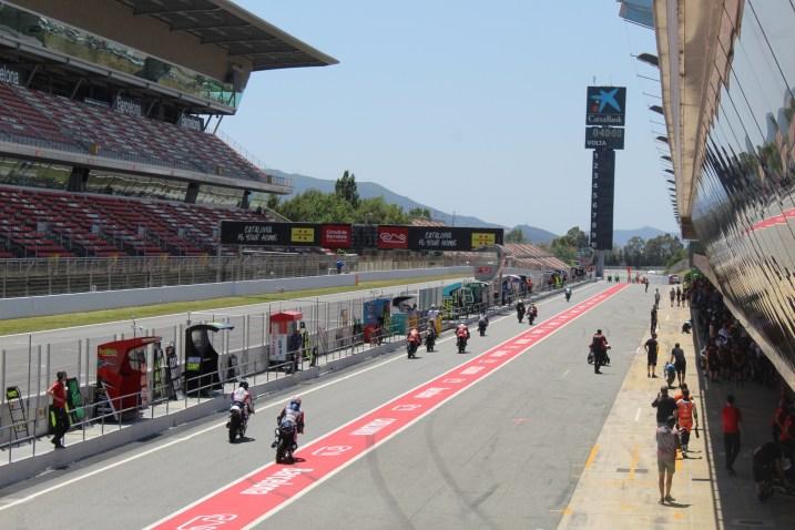 Circuito de Barcelona Catalunya, FIM CEV Repsol