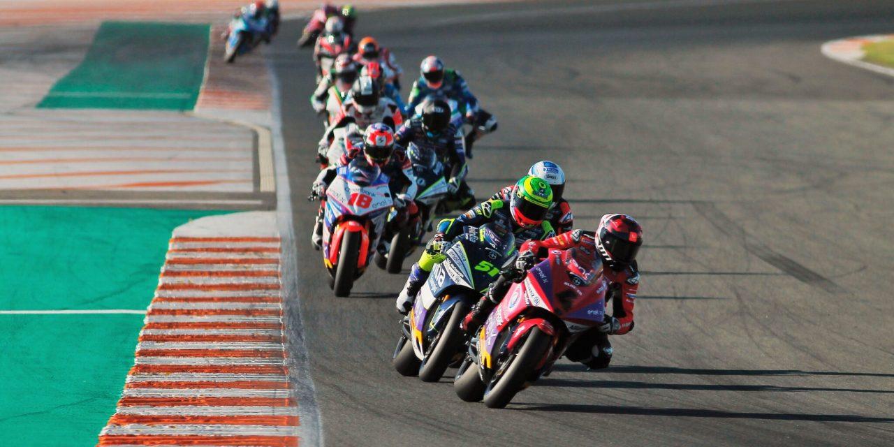 Eric Granado gana el simulacro de carrera de MotoE en el Circuit Ricardo Tormo