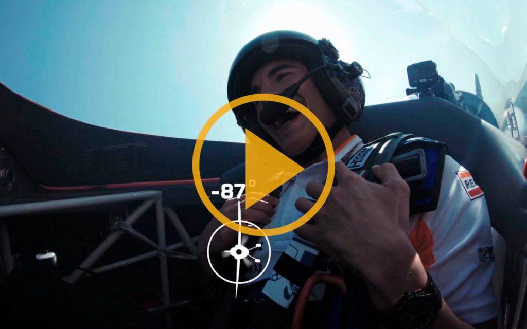 Marc Márquez despega tras el Gran Premio de Italia