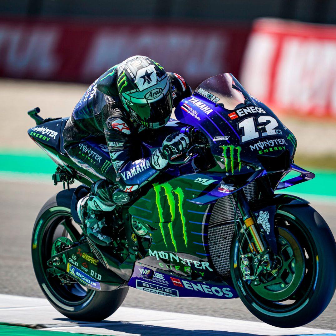 Maverick Viñales, Monster Energy Yamaha MotoGP, Circuito de Assen