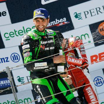 Maximilian Scheib, Kawasaki Palmeto PL Racing Team