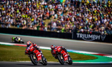 Sachsenring, novena cita de la temporada, la próxima parada para el Ducati Team