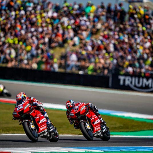 Ducati Team, Danilo Petrucci, Andrea Dovizioso