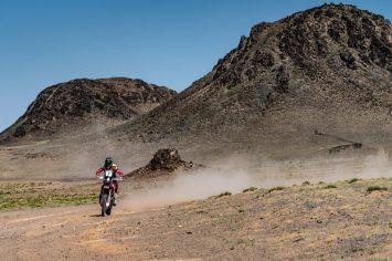 Kevin Benavides, Monster Energy Honda Team, Silk Way Rally