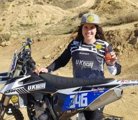 Sara Coloret, RFME MX Women Team