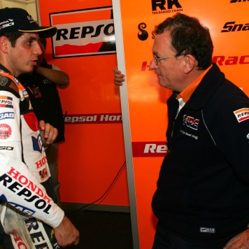 Ramón Forcada, Repsol Honda Team