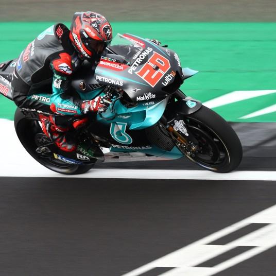 Quartararo, British MotoGP 2019