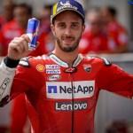 Mágica victoria de Andrea Dovizioso sobre Marc Márquez en Austria
