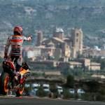 Don Marc Márquez a un paso del octavo título al ganar en Motorland Aragón