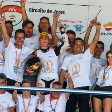Izan Guevara, Circuito de Jerez Ángel Nieto, FIM CEV Repsol, Cuna de Campeones, European Talent Cup