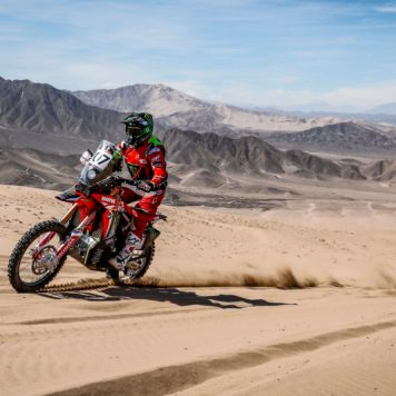 Kevin Benavides, Monster Energy Honda Team, Atacama Rally