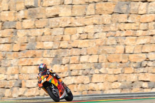 Brad Binder, Aragon Moto2 2019