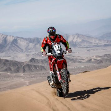 Joan Barreda, Monster Energy Honda Team, Atacama Rally
