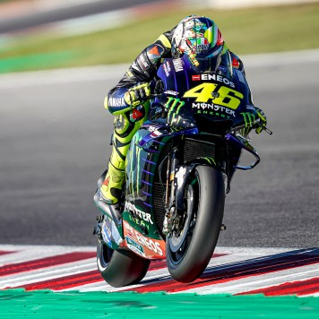Valentino Rossi, Monster Energy Yamaha MotoGP, Circuito de Misano