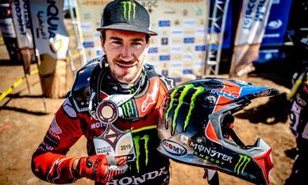 Joan Barreda termina en el podio del difícil Rally de Marruecos