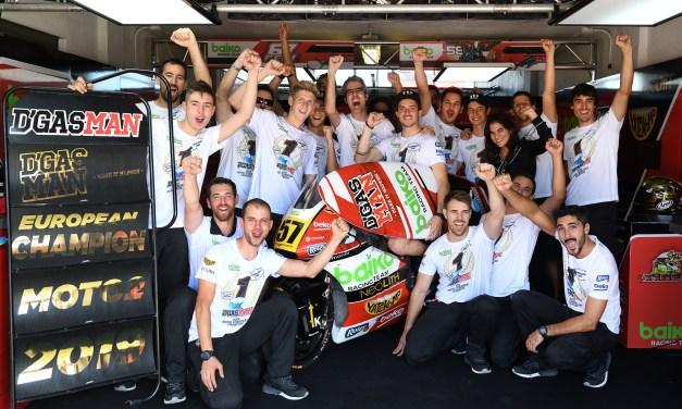 Título de Moto2 para Edgar Pons en el FIM CEV Repsol de Albacete