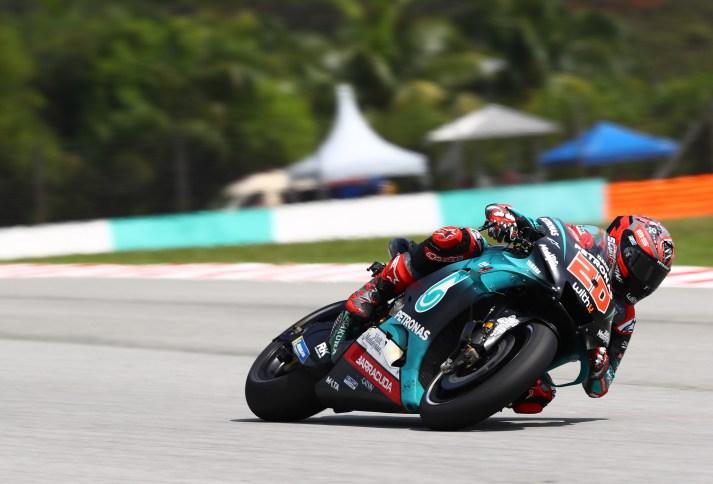 Quartararo, Malaysian MotoGP 2019
