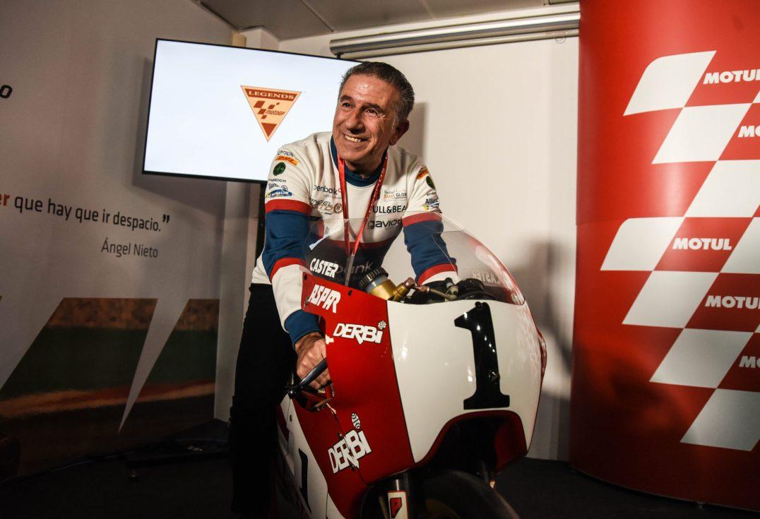 """Jorge Martínez """"Aspar"""", Circuito Ricardo Tormo, MotoGP"""