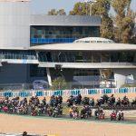 Un año más, gran ambiente y participación en las Jornadas de Puertas Abiertas que hoy tenían lugar en el Circuito de Jerez Ángel Nieto a beneficio de la Asociación Reyes Magos de Jerez