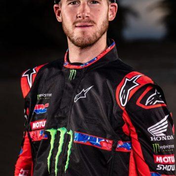 Ricky Brabec, Rally - Monster Energy Honda Team