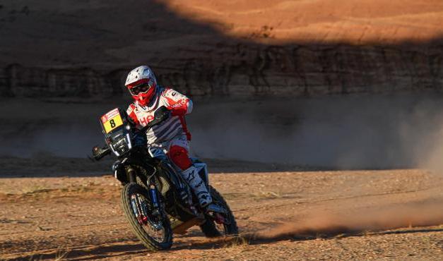 Muere el portugués Paulo Gonçalves en el Dakar 2020